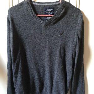 Men's American Eagle Grey Sweater
